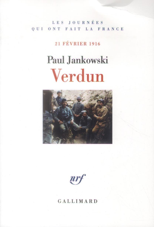 Verdun ; 21 février 1916