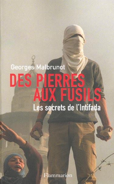 Des pierres aux fusils - les secrets de l'intifada