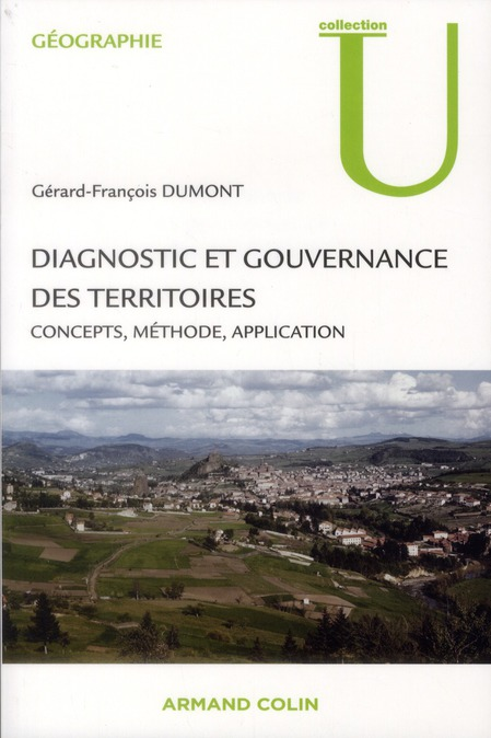 Diagnostic et gouvernance des territoires ; concepts, méthodes, application