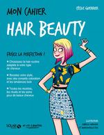 Vente Livre Numérique : Mon cahier Hair beauty  - Cecile Guerrier