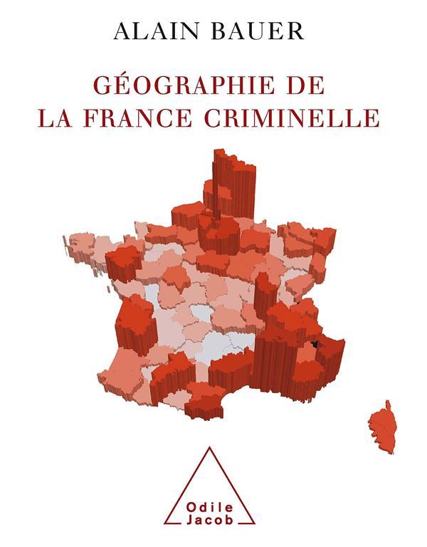 Geographie de la france criminelle