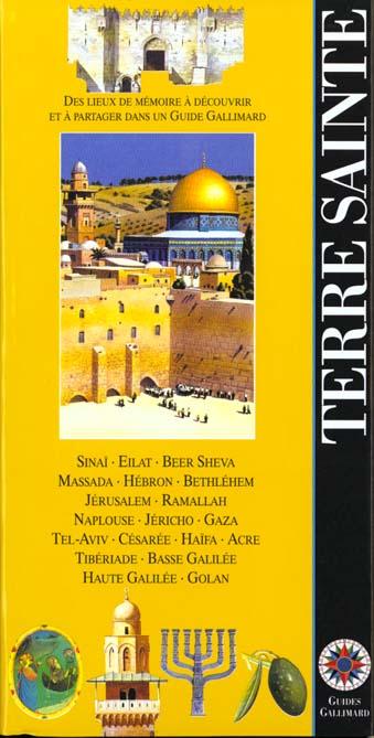 Terre sainte - sinai, eilat, beer sheva, massada, hebron, bethlehem, jerusalem, ramallah, naplo