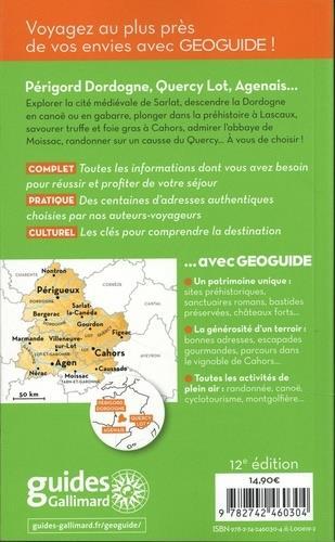 GEOguide ; Périgord dDordogne - quercy lot, agenais