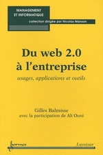 Du Web 2 0 A L'Entreprise Usages Applications Et Outils Collection Management Et Informatique