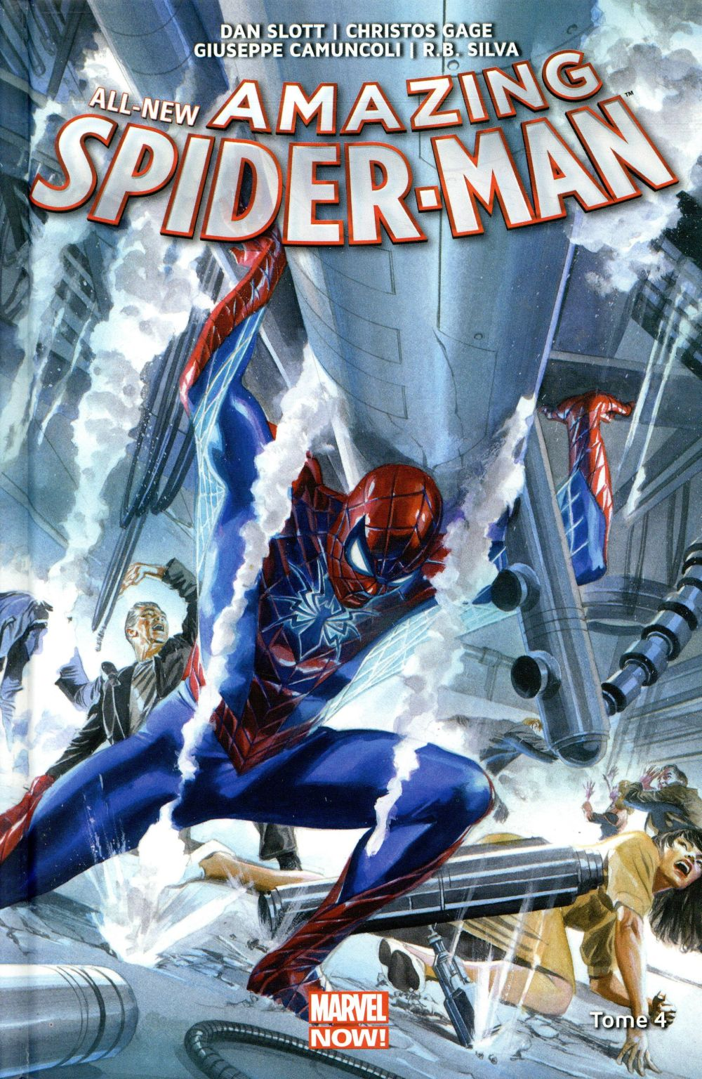All-new amazing Spider-Man T.4