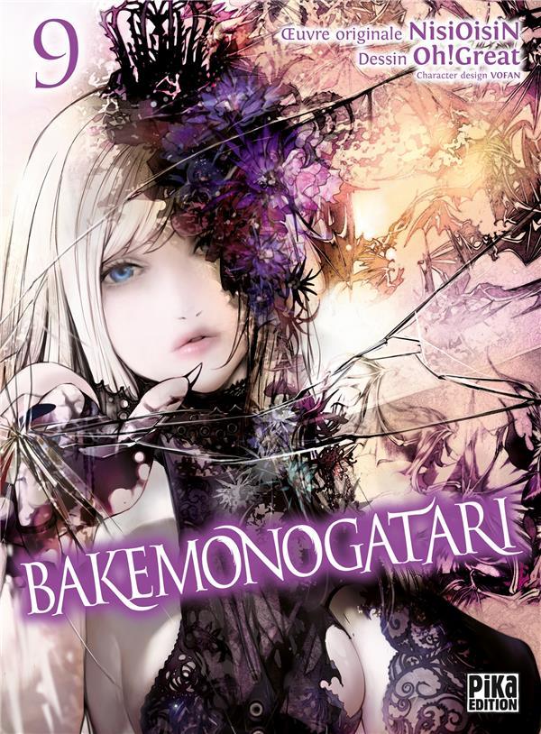 Bakemonogatari T.9