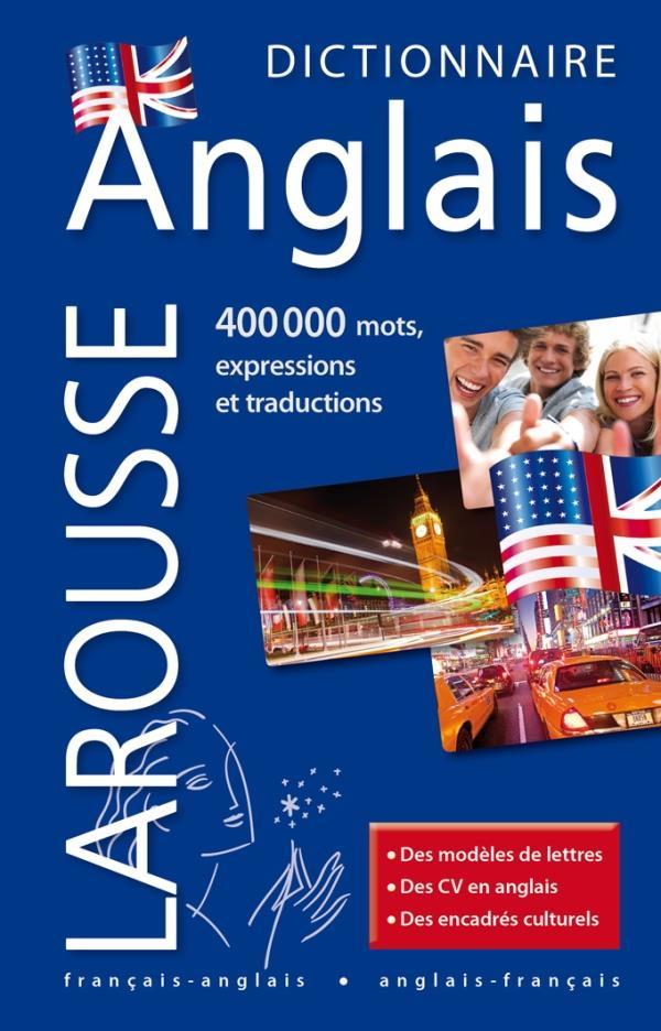 Compact Plus Dictionnaire Larousse ; Francais-Anglais / Anglais-Francais