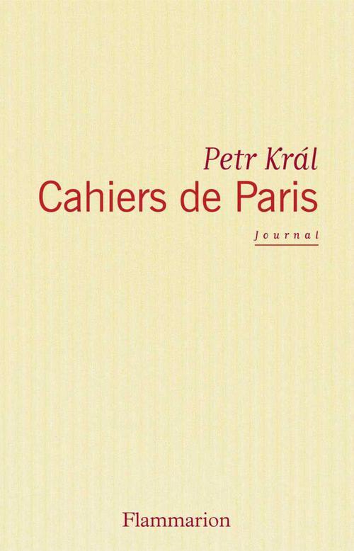 Cahiers de paris