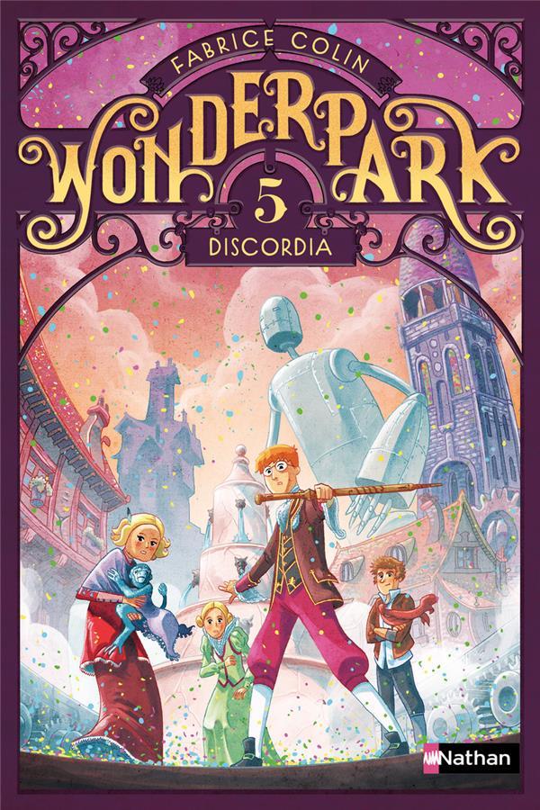 WonderPark T.5 ; Discordia