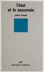Vente EBooks : L'État et le souverain  - Pierre BRUNEL
