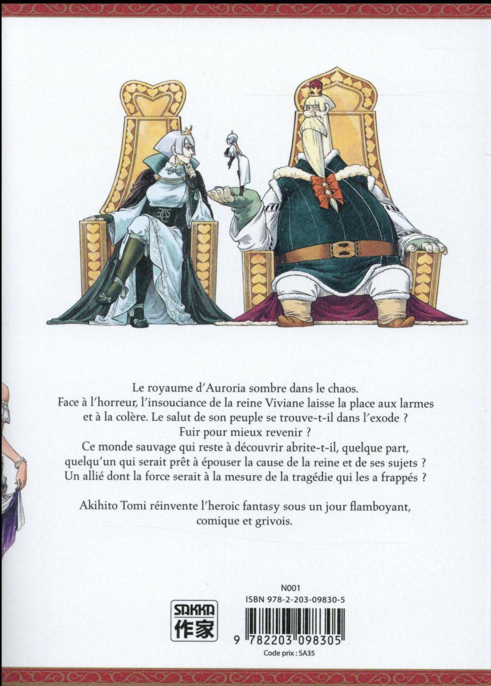 Stravaganza ; la reine au casque de fer t.2