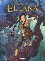 Vente EBooks : La quête d'Ewilan - Ellana T.1 ; enfance  - Lylian