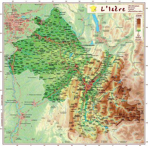 L'Isère