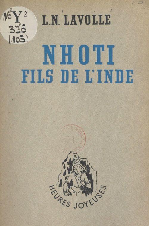 Nhoti, fils de l'Inde