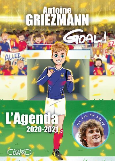 Goal ! ; l'agenda (édition 2020/2021)