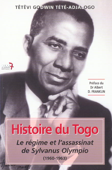 Histoire du togo ; 1960-1963