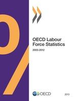 Vente  OECD Labour Force Statistics 2013  - Collective - Ocde