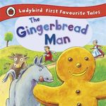 First favourite tales: the gingerbread man