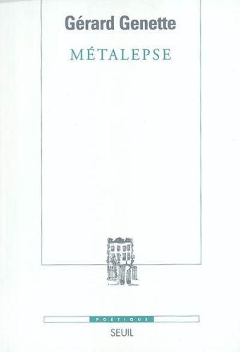 REVUE POETIQUE ; métalepse ; de la figure à la fiction