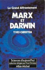 Vente EBooks : Marx et Darwin, le grand affrontement  - Yves CHRISTEN