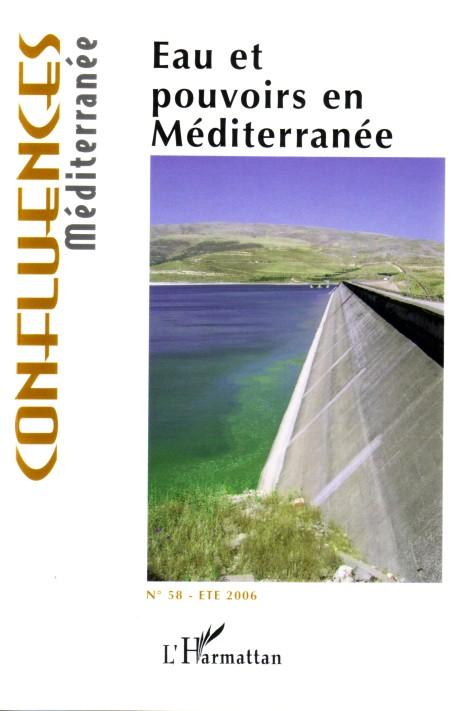 Vente EBooks : Eau et pouvoirs en Méditerranée  - Pierre BLANC