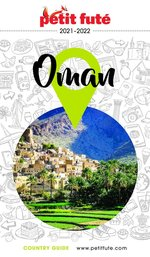 GUIDE PETIT FUTE ; COUNTRY GUIDE ; Oman (édition 2021)