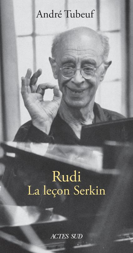 RUDI  -  LA LECON SERKIN