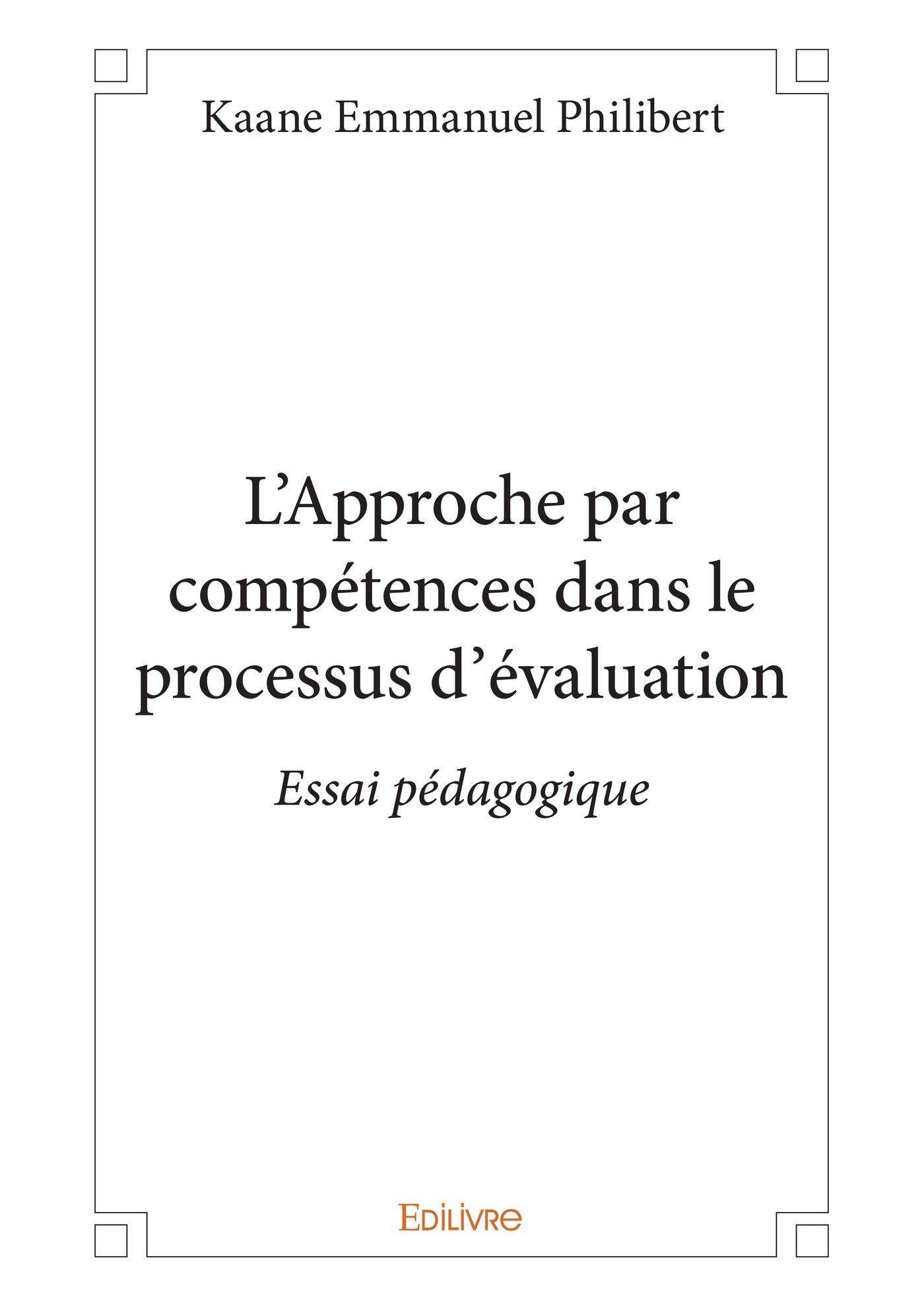 L'approche par competences dans le processus d'evaluation