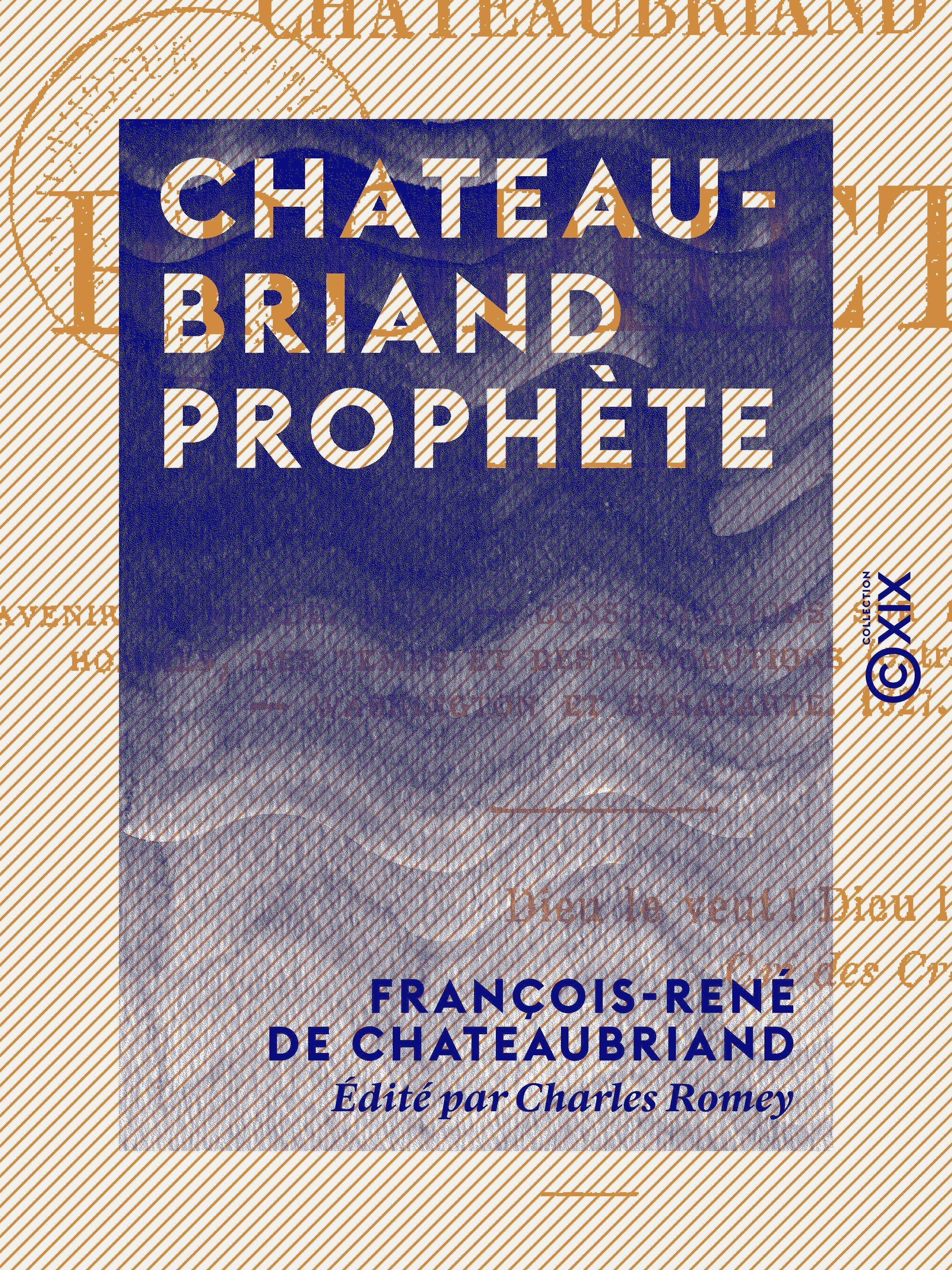 Chateaubriand prophète