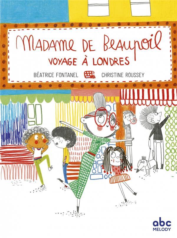 Madame de Beaupoil voyage à Londres