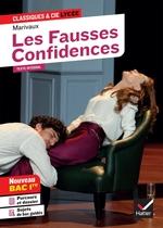 Vente EBooks : Les Fausses Confidences (Bac 2021)  - MARIVAUX - Hubert Curial
