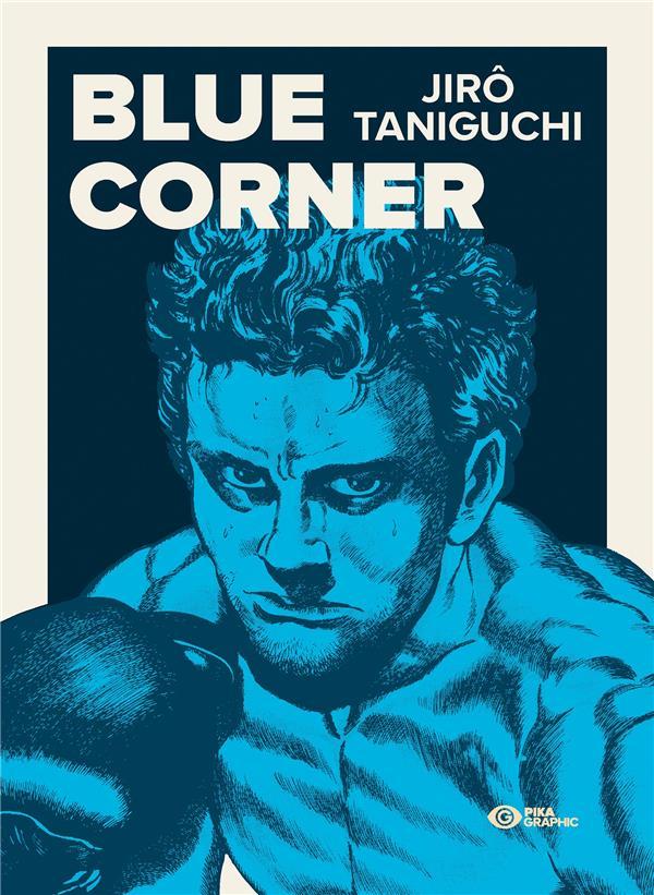 Blue corner