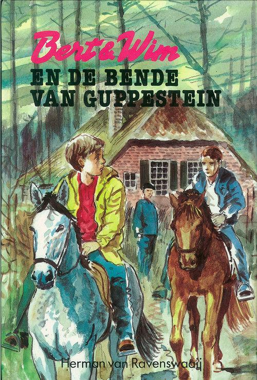 Bert & Wim en de bende van Guppenstein
