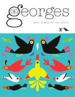 Couverture de Magazine Georges N 23 - Oiseau - N  Mai 2016