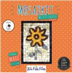 Mosaikit ; fleur