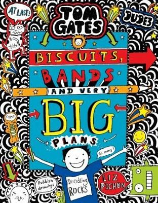 BISCUITS, BANDS AND VERY BIG PLANS - TOM GATES