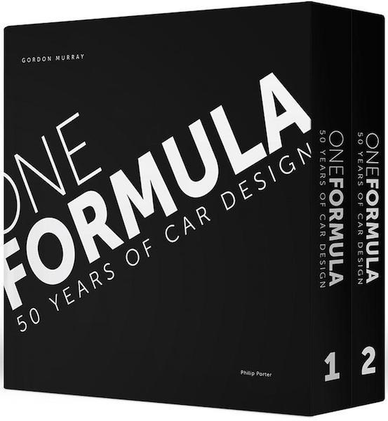 One formula ; 50 years of car design monoplaces