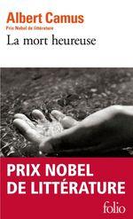 Vente Livre Numérique : La Mort heureuse  - Albert Camus