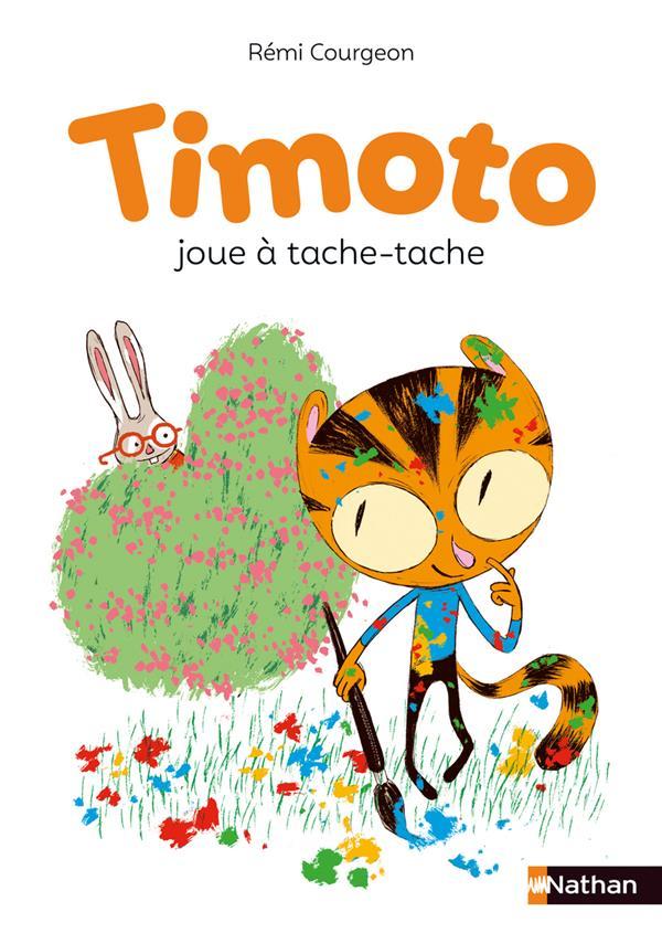 TIMOTO JOUE A TACHE-TACHE