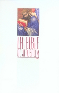 Bible De Jerusalem 10x16 Brochee