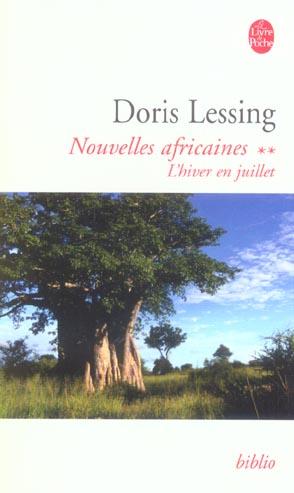 l'hiver en juillet ( nouvelles africaines, tome 2)