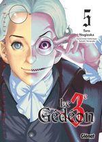 Vente EBooks : Le Troisième Gédéon - Tome 05  - Taro Nogizaka