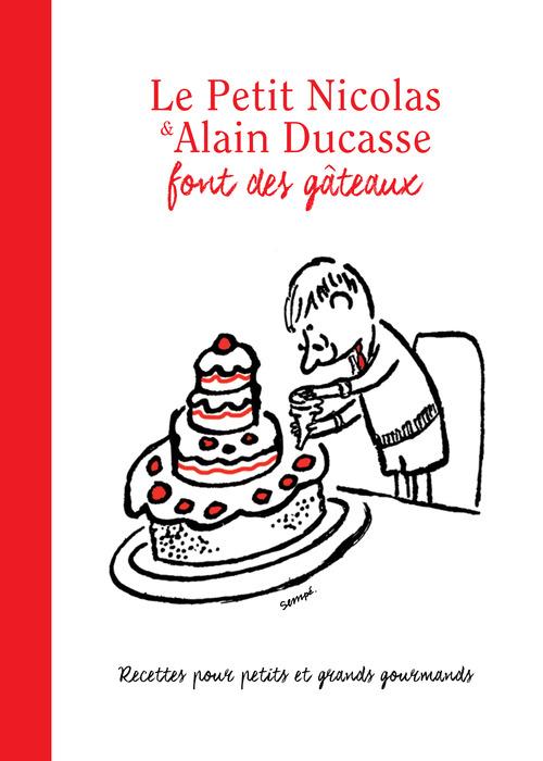Le petit Nicolas et Alain Ducasse font des gÄteaux