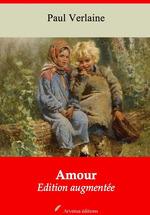 Vente Livre Numérique : Amour - suivi d'annexes  - Paul Verlaine