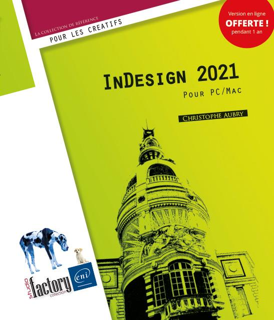 InDesign 2021 pour PC/Mac