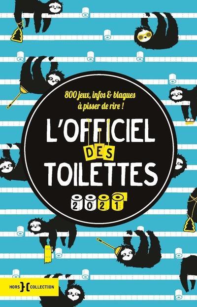L'officiel des toilettes (édition 2021)