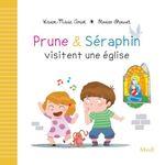 Vente Livre Numérique : Prune et Séraphin visitent une église  - Karine Marie Amiot