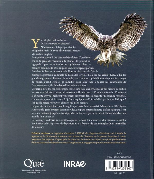 Oiseaux, sentinelles de la nature (2e édition)
