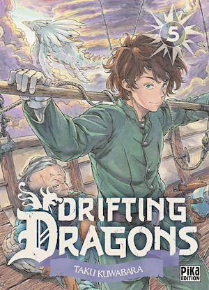 Drifting dragons T.5