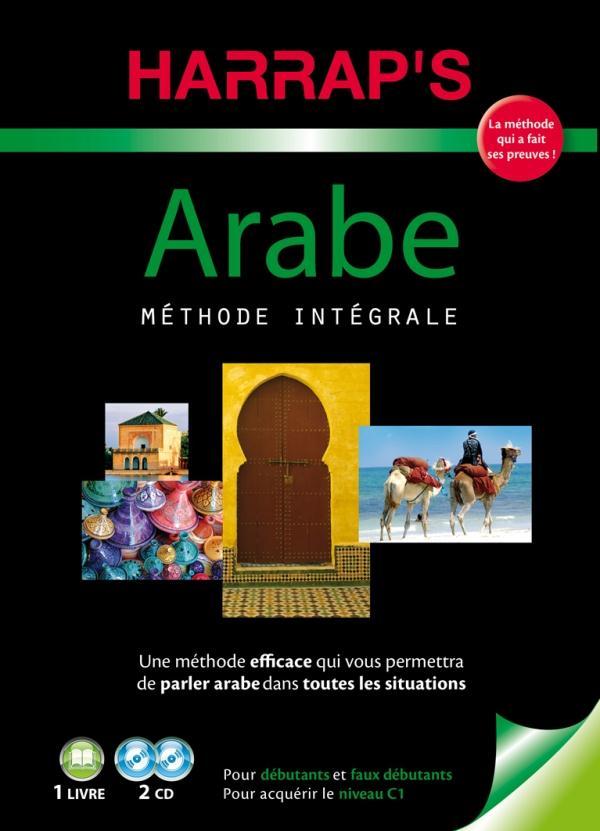 XXX - HARRAP-S METHODE INTEGRALE D-ARABE 2 CD + L IVRE